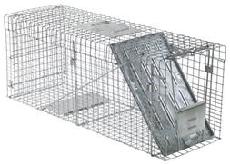 Havahart 1089  Collapsible One-Door Live Animal Cage Trap fo