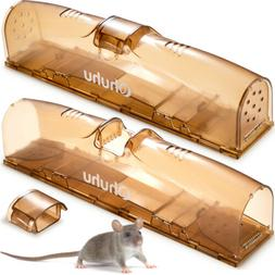 Humane Mouse Trap Live 2 Doors Catch Release Smart No Killin