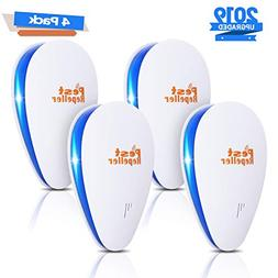 2019 Newest Pest Control Ultrasonic Repellent Electronic Rep