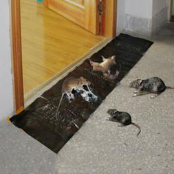 3Pcs Large Size Mice Mouse Rodent Outdoor Glue Traps Indoor