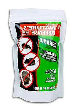 Bird-X Nature's Defense Organic Mouse Rat Repellent Granules