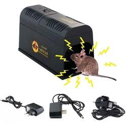 Electric Shock Mouse Mice Rat Rodent Trap Cage Killer For Se