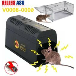 Electronic Mouse Trap Victor Pest Control Rat Killer Mice El