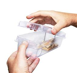 DoomBox 2pk Enclosed Re-Usable or Disposable Mouse Trap with