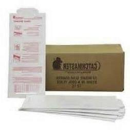 """Catchmaster Glue Board Mouse Traps 10.125"""" x 4.04"""" - 10 Indi"""