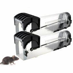 Humane Mouse Trap That Work 2 Pack Reusable Smart For Childr