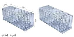 Humane Rat Trap Cage For Rats Mice Chipmunks And Other Simil