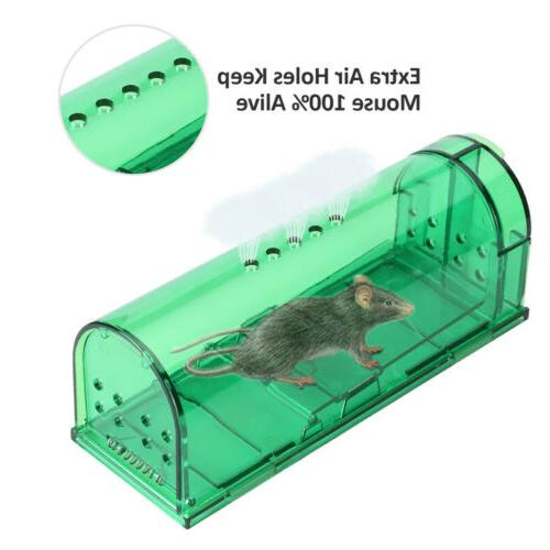 2x Rodent Animal Humane Trap Catch and
