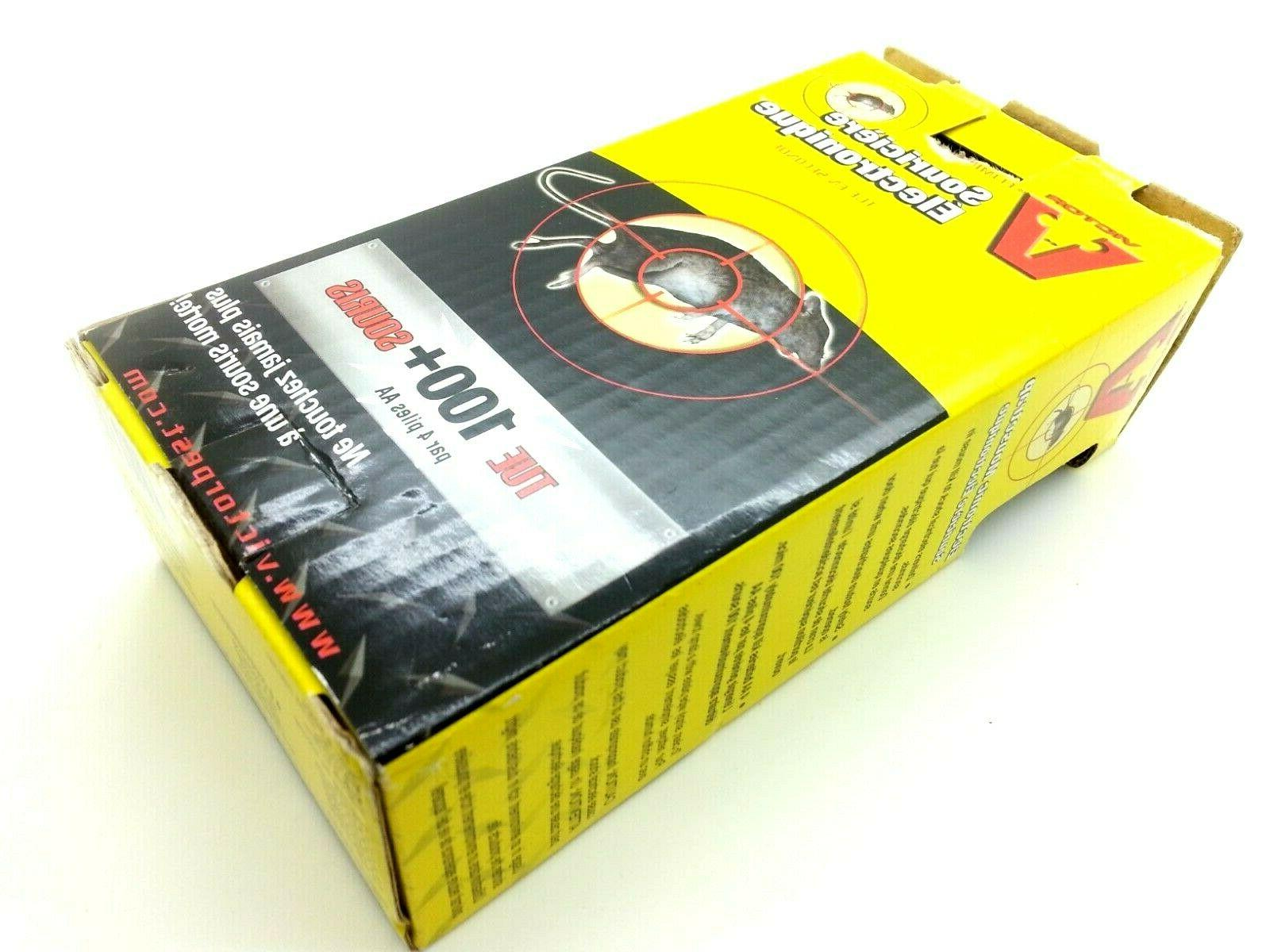 **VICTOR** Electronic Reusable Shock Mouse Trap