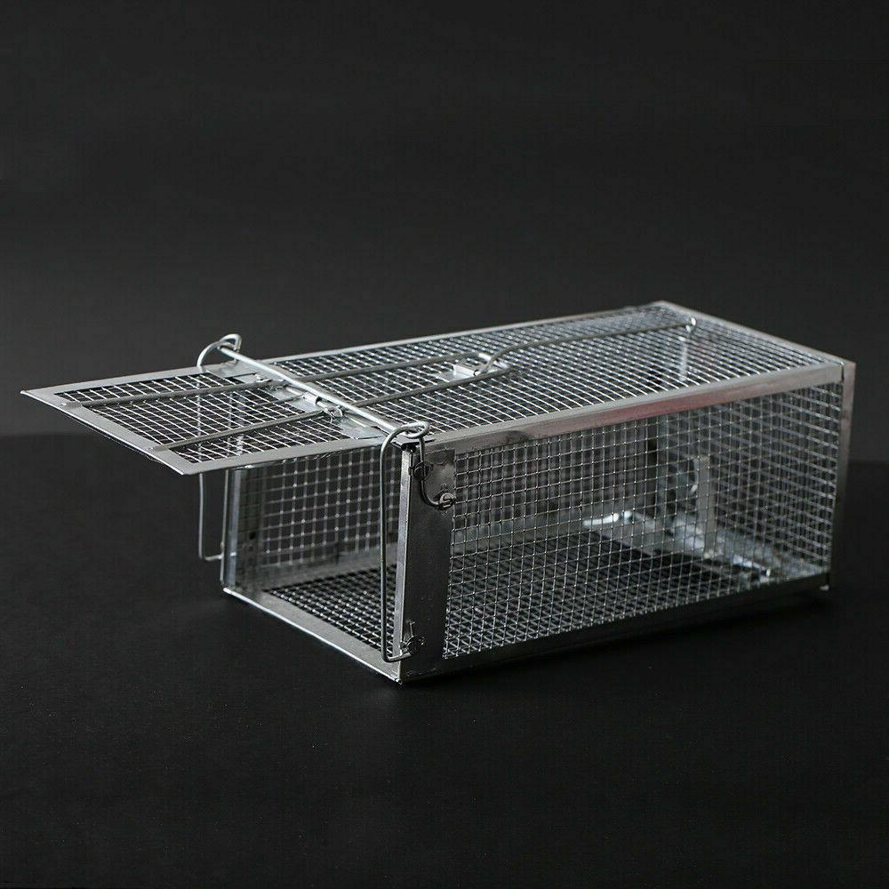 Rodent Humane Rat Trap Mice Rat Catch and release