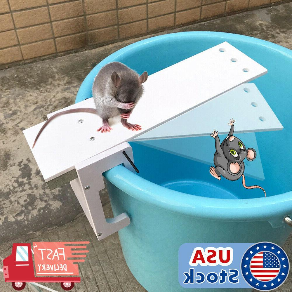 the walk plank mouse trap auto reset
