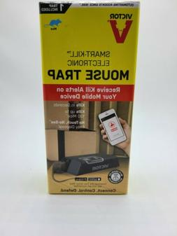 Victor M1 Smart-Kill Wi-Fi Electronic Mouse Trap, Black