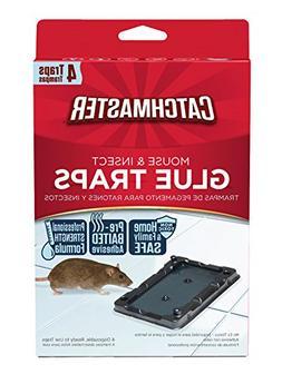 MADE IN USA : Catchmaster 100% Safe Home Pest Control Traps