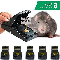 GoodByeReality! Mouse/Rats Trap Mice Catcher That Works Bait
