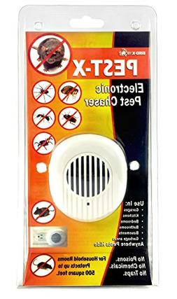 Bird-X Pest-X All-Pest Rodent and Insect Repeller 220 Volt P