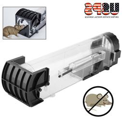Reusable Humane Rat Trap Cage Animal Pest Rodent Mice Mouse