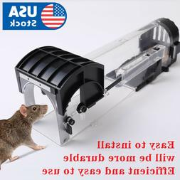 Rodent Animal Mouse Humane Live Trap Hamster Cage Rat Contro