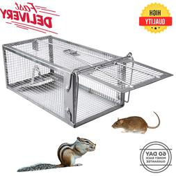 rodent cage catch trap for mouse rat