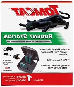 Tomcat Rodent Station for Indoors-Outdoors Rats or Mice Pest