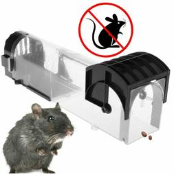Smart Humane Live Mouse Trap No Kill Animal Pet Control Cage