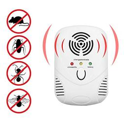 Spiders Control - 40 70hz Electronic Ultrasonic Mouse Bug Re