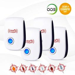 Snoogg Ultrasonic Pest Repeller-Newest Electronic Pest Repel