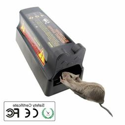 US Electronic Mouse Trap Victor Control Rat Killer Pest Elec