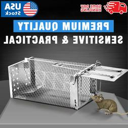 USA Mouse Trap Rat Trap Rodent Trap Live Catch Cage, Easy to